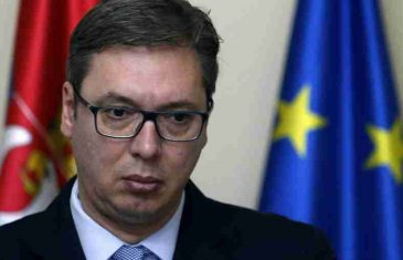 """VUČIĆ SE JAVIO IZ MINHENA: """"Zabrinutost za situaciju u BiH""""!"""