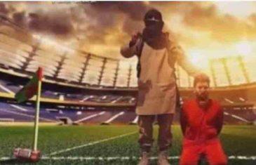 TERORISTI PRIJETE PUTINU I RUSIJI Krvoproliće na Mundijalu: Isis zapalio stadione, zarobili Mesija!