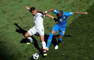 Zamalo prvorazredna senzacija: Coutinho i Neymar u sudijskoj nadoknadi spasili Brazil nove velike blamaže