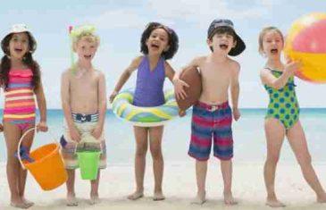 Deset najboljih plaža u Hrvatskoj za porodice sa djecom
