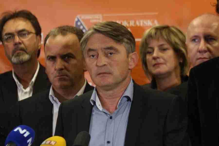 Zašto podržavamo Hrvata Maria Nenadića za premijera KS? SDP-u i NS-u sretno u saradnji sa ljubiteljima Draže Mihailovića!