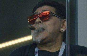 Maradona uzima stvar u svoje ruke: Nakon debakla sa Hrvatskom, legenda nogometa donijela ovu odluku…