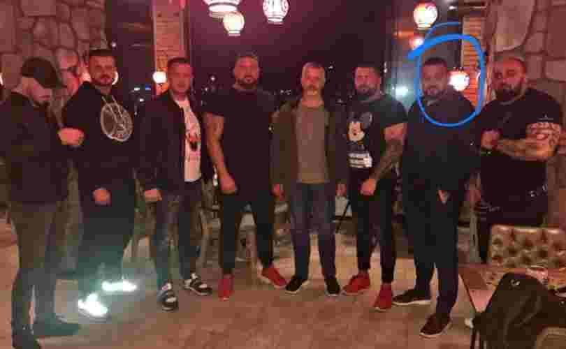 U JEDINSTVU JE SNAGA: Naser Orić u društvu sa vođom Srbske časti Igorom Bilbijom!