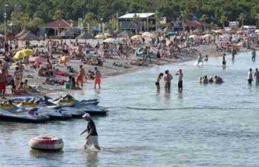 Crveni alarm pali se duž cijelog Jadrana: Vrućine iz Evrope nadiru, a najgore se sprema u Dalmaciji…