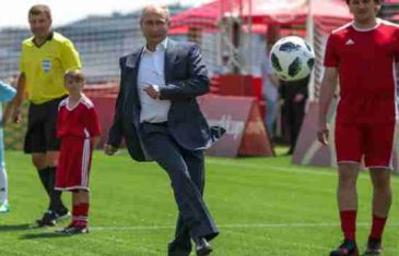 Zaboravite fudbal, pravi pobjednik Mundijala je Putin! Evo šta sve radi na geopolitičkom frontu…