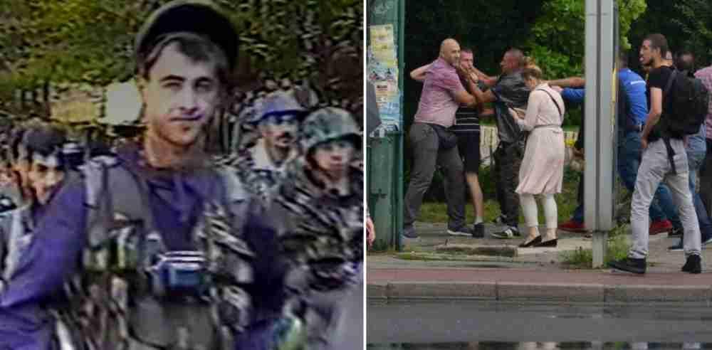 Heroj protesta u Sarajevu: Snimatelj Al Jazeere i bivši borac ARBiH spasio kolegu…