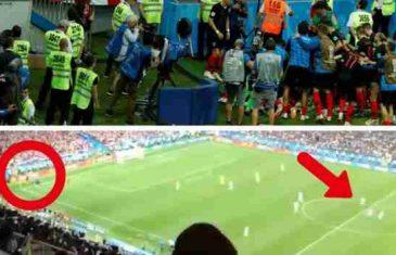 Kakav nesportski potez: Dok su Hrvati slavili, Englezi im pokušali zabiti gol!