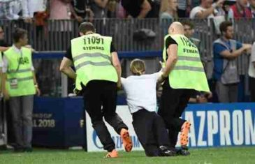 Otkriveno ko je kriv za incident na terenu tokom finala između Francuske i Hrvatske…