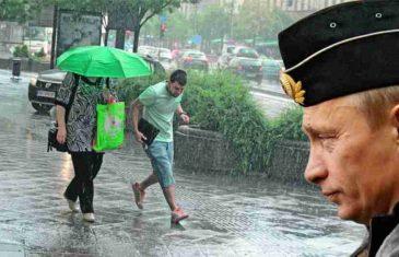 LJETO NAM STIŽE KAD PUTIN UGASI HAARP: Kiša će nas daviti dok ne završi SP u Rusiji, ZNAČI JOŠ…