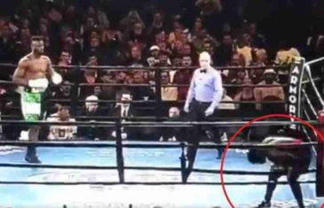 Nezapamćeni skandal: Ovo se još nikada nije desilo u svijetu boksa PRISUTNI OSTALI UŽASNUTI!
