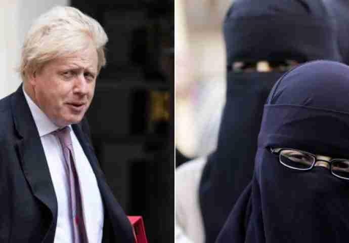 NIJE MU TO TREBALO: Žene s burkama uporedio s poštanskim sandučićima, EVO KAKVA MU KAZNA PRIJETI!
