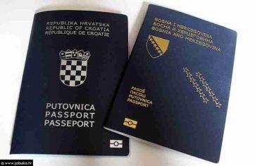 POLITIČKA DIVERZIJA: MUP RS-a trvdi da je dvojno državljanstvo s Hrvatskom ilegalno!