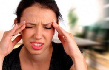 Visoke temperature uzrokuju glavobolje, spriječite ih uz ovih pet savjeta