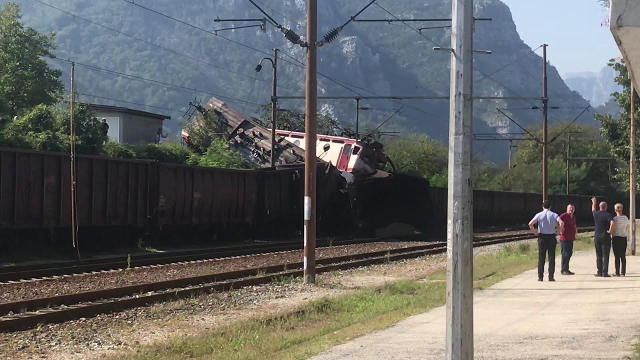 Nesreća kakvu Jablanica ne pamti: Satima izvlačili tijela nastradalih u sudaru vozova