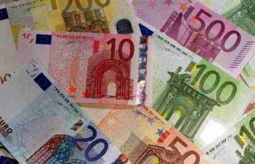 U regionu jedino Slovenci imaju prosječnu plaću veću od 1000 eura, dok Bosanci mjesečno zarade…