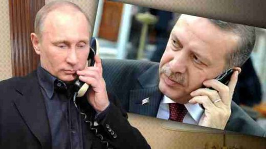 MOSKVA SAMO JEDNOM GOVORI: Kremlj isključuje potencijalni sukob s Turskom u Siriji, ali…
