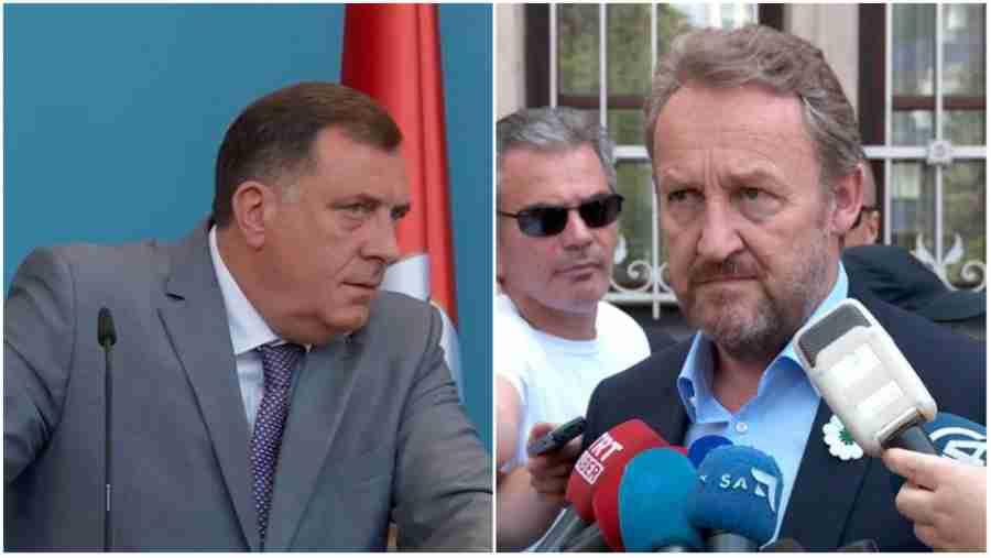 """IZETBEGOVIĆ IMA JASNU PORUKU ZA DODIKA: """"Nećemo pristati na ultimatume i slabljenje državnih institucija"""""""