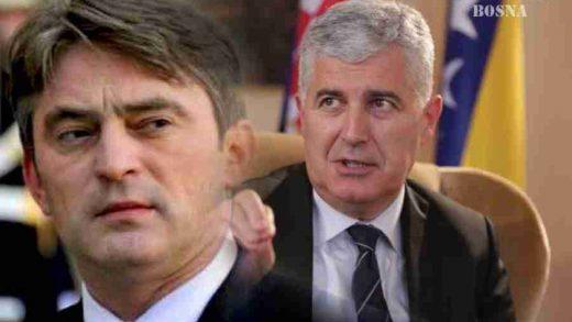 """ČOVIĆ ČESTITAO KOMŠIĆU: """"Ubrzavanje EU i NATO puta vodeći je vanjskopolitički cilj""""!"""