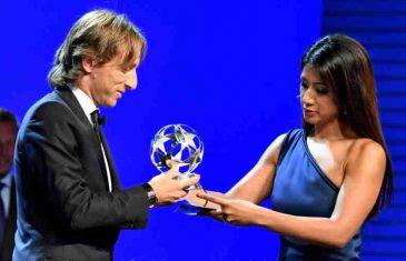 SVE ČESTITKE NA STRANU, ALI OVA JE ORIGINALNA: Pogledajte kako je FK Željezničar čestitao Luki Modriću izbor za najboljeg igrača svijeta
