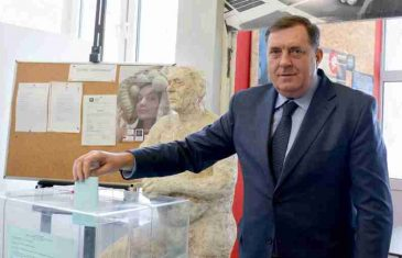 EVO ŠTA SE KRIJE IZA DODIKOVIH HITNIH IZMJENA IZBORNOG ZAKONA: Šta će se zapravo dogoditi sa izborom gradonačelnika Istočnog Sarajeva..