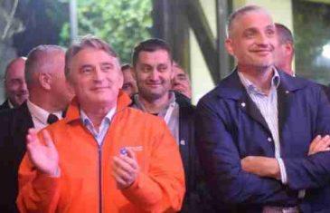 Čedomir Jovanović: Bravo narode, bravo Željko, je*eš zemlju koja Bosne nema!