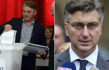 """KOMŠIĆ O IZJAVI PLENKOVIĆA: """"Obavijestio je SAMO Dodika, SNSD I HDZ sve rade preko leđa povratnika…"""""""