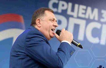 Dodik nakon sastanka ponovo provocira: Dođite u ponedjeljak na veselje u Predsjedništvo, pjevat ćemo…