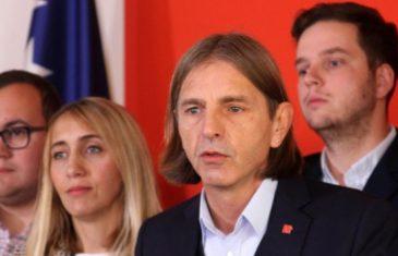 Kojović potvrdio: Kreće se bez SDA, pozvali smo SDP i DF na razgovore o formiranju vlasti u KS