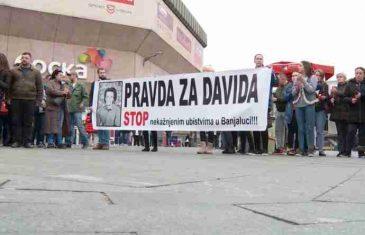 Iz grupe 'Pravda za Davida' se oglasili povodom incidenta s ekipom RTRS-a: Evo šta su poručili!