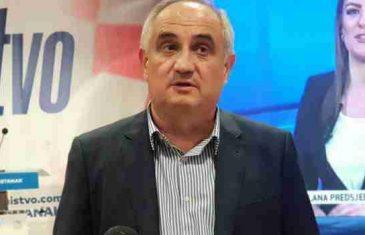 HDZ: Očekujemo pobjedu Dragana Čovića sa 160 tisuća glasova!