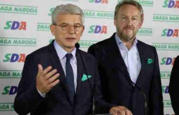 Šefik Džaferović je novi bošnjački član Predsjedništva BiH: Pobijedio u skoro svim jedinicama osim u Tuzlanskom kantonu