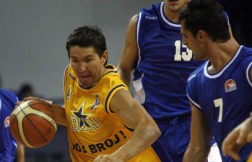 VELIKANI Gordan Firić, jedan od najboljih bh. košarkaša Zbog dresa BiH ratne 1993. odbio ponudu kojom bi riješio egzistenciju