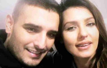PJEVAČ DRASTIČNO SMRŠAO: Tanja Savić posjetila Darka Lazića