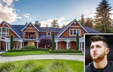 Zavirite u luksuznu vilu Jusufa Nurkića vrijednu 3 miliona dolara
