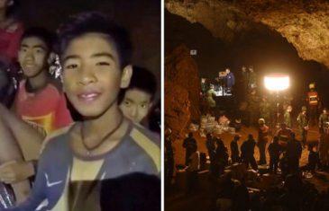 TAJLAND Sredinom prošle godine cijeli svijet je strepio hoće li se mladi fudbaleri uspjeti izvući Otkrivena prava istina o spašavanju dječaka iz pećine: Lagali su roditelje i javnost