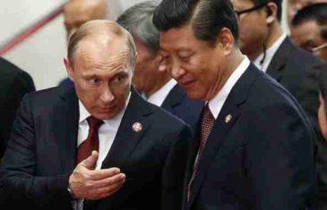 PAD IMPERIJE NIKO NE MOŽE ZAUSTAVITI – BIĆE RATA: Rusija i Kina konačno dogovorili, sva međusobna plaćanja isključivo u rubljama i juanima