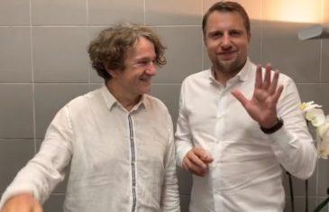 I koja je logika? Gradonačelnik i njegovi hajduci izbjegnu Orhana Pamuka, ali se dive koncertu Gorana Bregovića!?