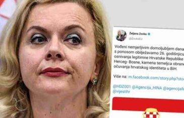 ZOVKO GOVORI ŠTA ČOVIĆ MISLI: Najbolje je rješenje BiH s tri građanske jedinice!