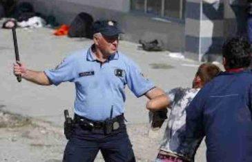 ZA HRVATSKU BRUKU SADA ZNA CIJELI SVIJET: Njemački mediji otkrili kako hrvatski policajci MLATE MIGRANTE, ovo je brutalno…