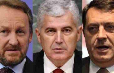 Mogu li tenzije izmaći kontroli ako neko povuče koban potez: Vraćaju li nas Izetbegović, Čović i Dodik u predratne '90-te?!