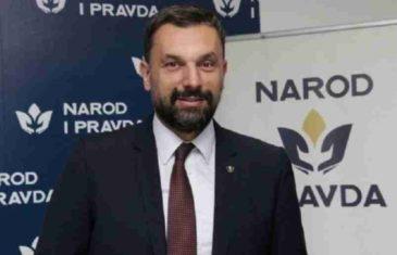 PREDMET PEČAT: Tužilaštvo KS obustavilo istragu protiv Dine Konakovića