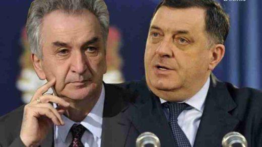 """ŠAROVIĆ RIGA VATRU: """"Dodik aktivirao MAP i prodao Republiku Srpsku""""!"""