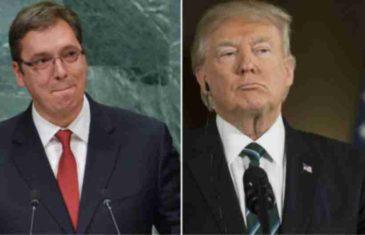 """AMERIKANCI U POTPUNOM ČUDU: Vučić poslao poruku Trumpu i nasmijao sve: """"Pa šta uradi crni Aleksandre?"""""""