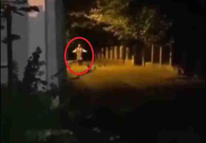 SABLASNI PLES NA BRDU IZNAD GRADA: Sugrađani tvrde da nepoznata žena igra kolo noću kod Gradske bolnice