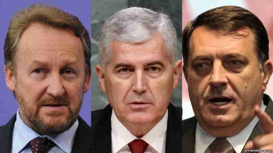 PROCURILO IZ DIPLOMATSKIH IZVORA: Ambasade četiri zemlje pripremile dva plana za Dodika, Čovića i Izetbegovića…