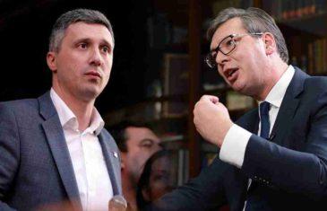 VUČIĆU, ZA OVO IMAŠ ŠAMAR KAD TE VIDIM! Boško Obradović IZVRIJEĐAO predsjednika Srbije i zaprijetio mu…
