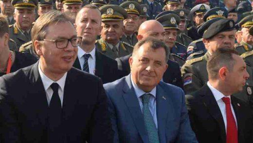 """DODIK ZABORAVIO TZV. REPUBLIKU SRPSKU KRAJINU: """"Srbija je garant za bezbjednost svih…"""