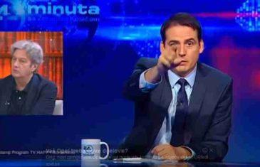 """URNEBESNO; Pogledajte kako je Zoran Kesić RASTURIO Milomira Marića: """"Kakav je to reality, gde nije bilo ni s**sa, ni a*kohola, ni tuča…""""!?"""