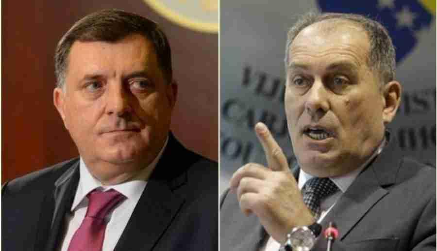 """MEKTIĆ NA FACE TV-u: """"Dodik je gubitnik; ko nije siguran, javno mu govorim – sigurno ulazimo u NATO"""""""