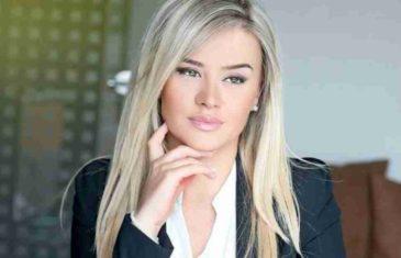 SE*SI SAVJETNICA RAMUSHA HARADINAJA POKORILA SRBE: Zbog njenih poruka Vučić se trese…